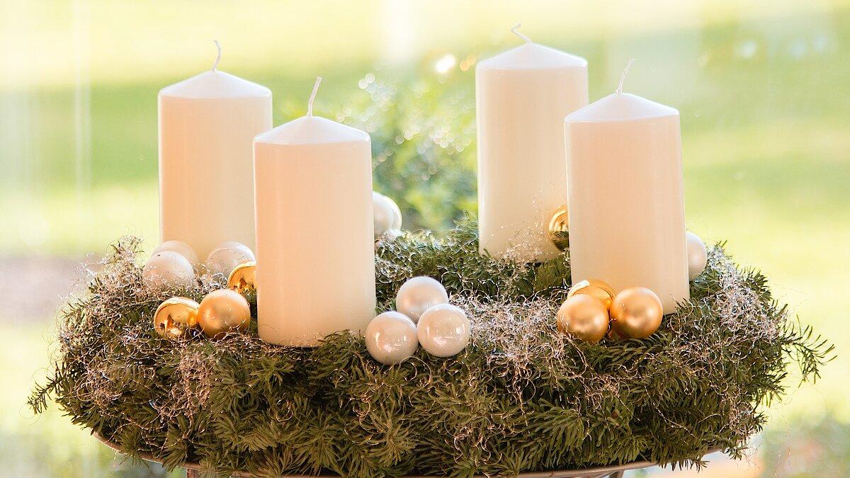 Weihnachten 2018 in Erbach